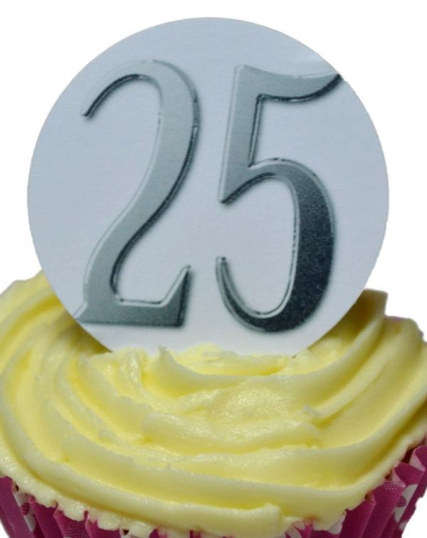 Edible Cake Toppers Decoration - 25